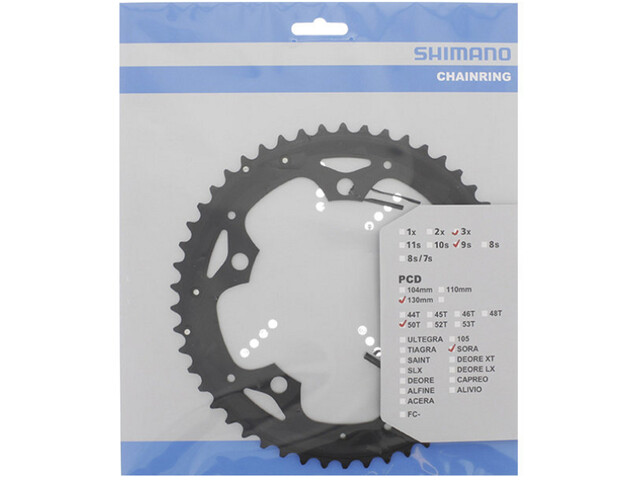 Shimano Sora FC-3503 Chainring 9-speed for Chain Protection Ring black